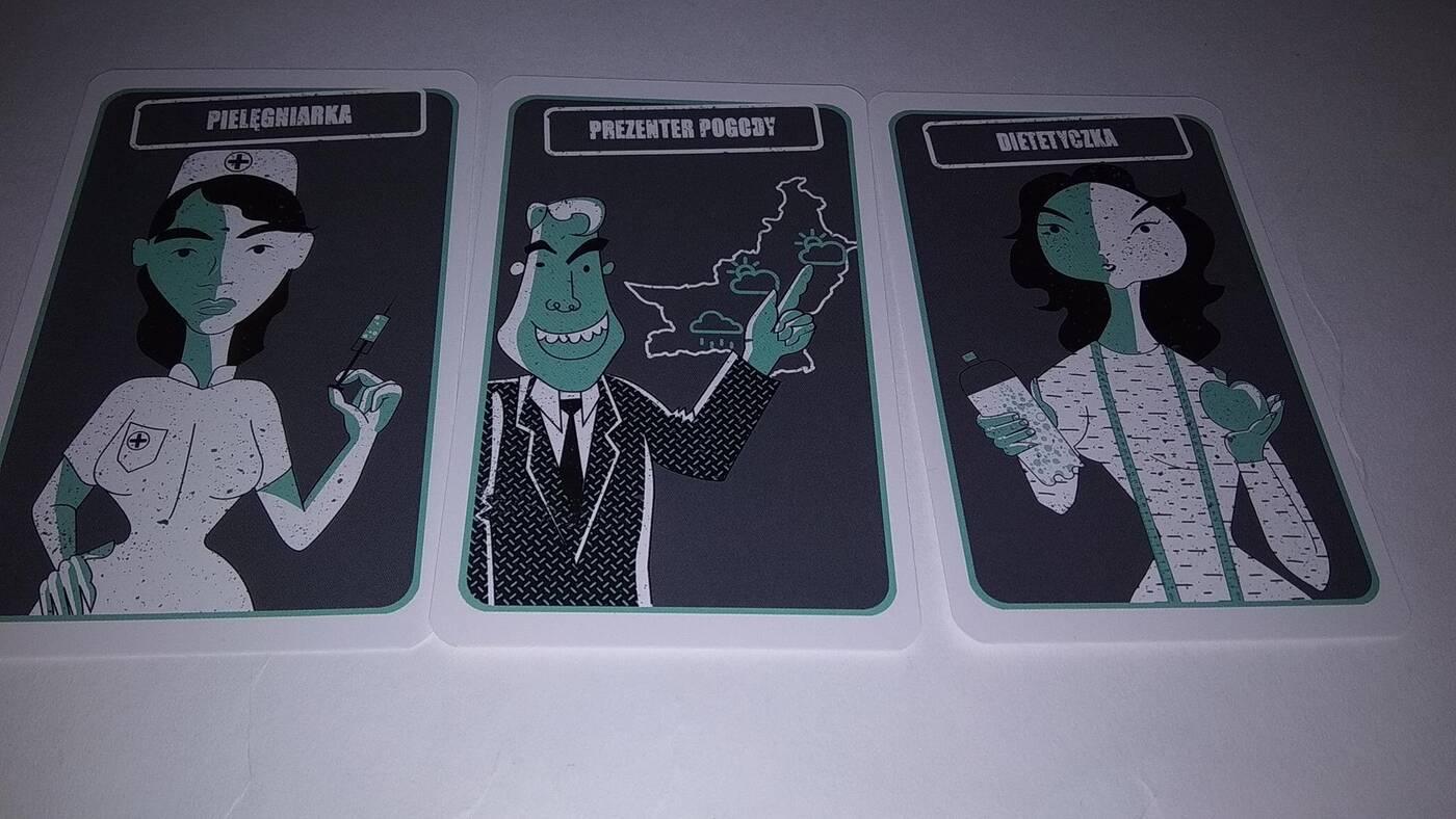 Śledztwo karty