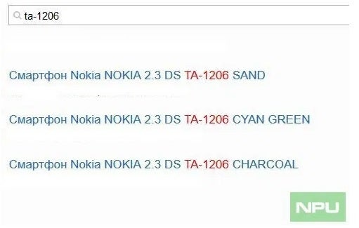 sklep Nokia 2.3, informacje Nokia 2.3