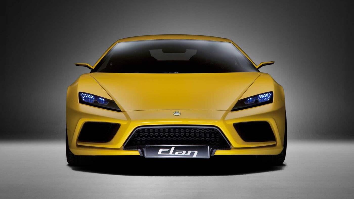 Nowy Lotus Elan, powrót Lotus Elan, odświeżenie Elan
