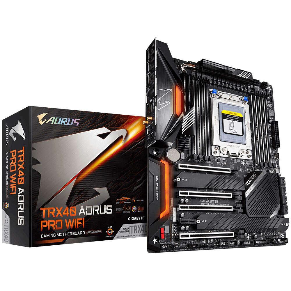 płyty TRX40, AMD TRX40, płyty główne TRX40,