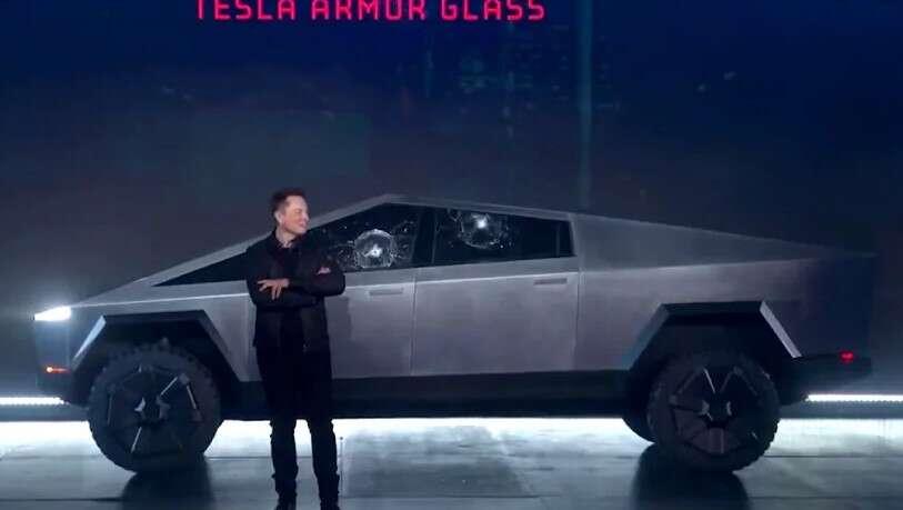 Sprzedaż Cybertrucka, Tesla o sprzedaży Cybertrucka, zamówienia Cybertrucka, cechy Cybertrucka