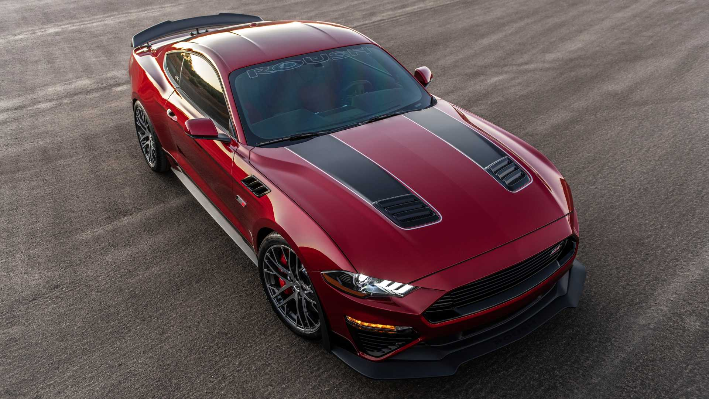 Jack Roush Edition 2020, Mustang Jack Roush Edition, nowy Mustang Jack Roush, Mustang Roush
