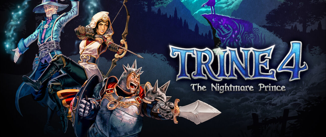 Recenzja gry Trine 4: The Nightmare Prince