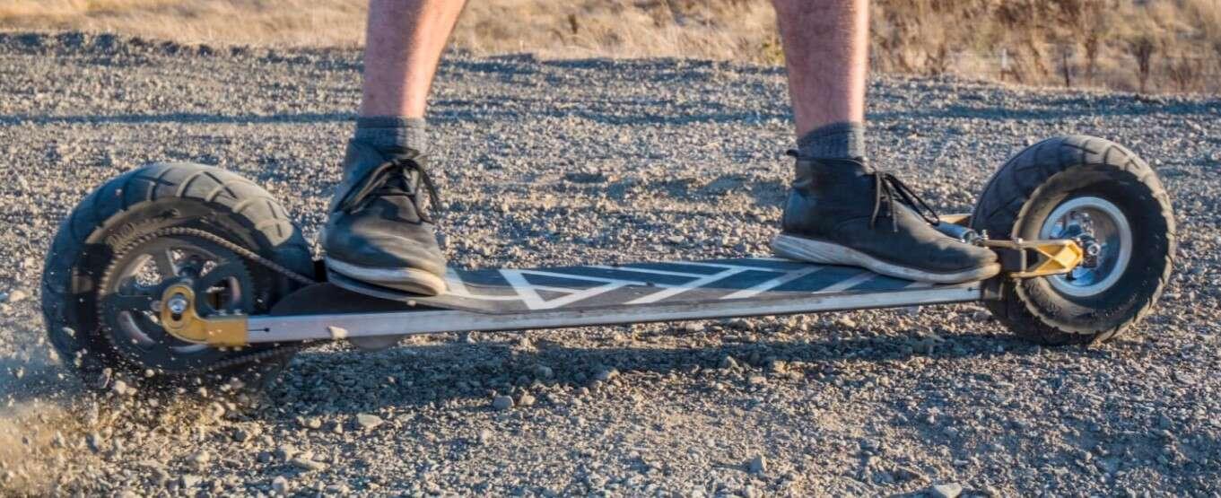 Speedboard, deskorolka Speedboard, elektryczna deskorolka, deskorolka z napędem łańcuchowym