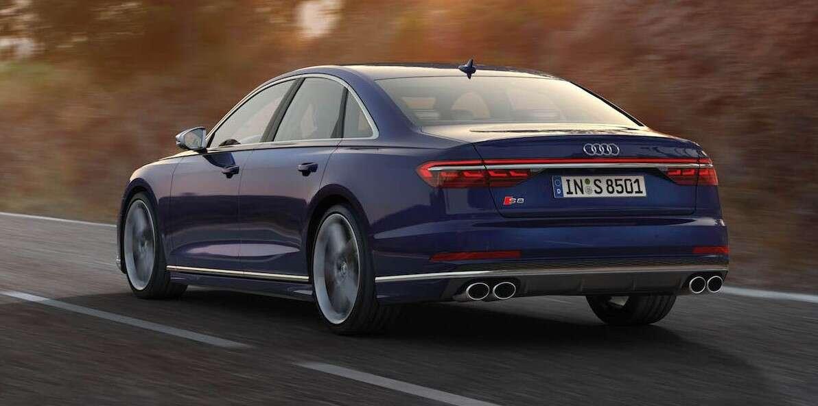 Audi S8 2020, nowa S8, nowe Audi S8,