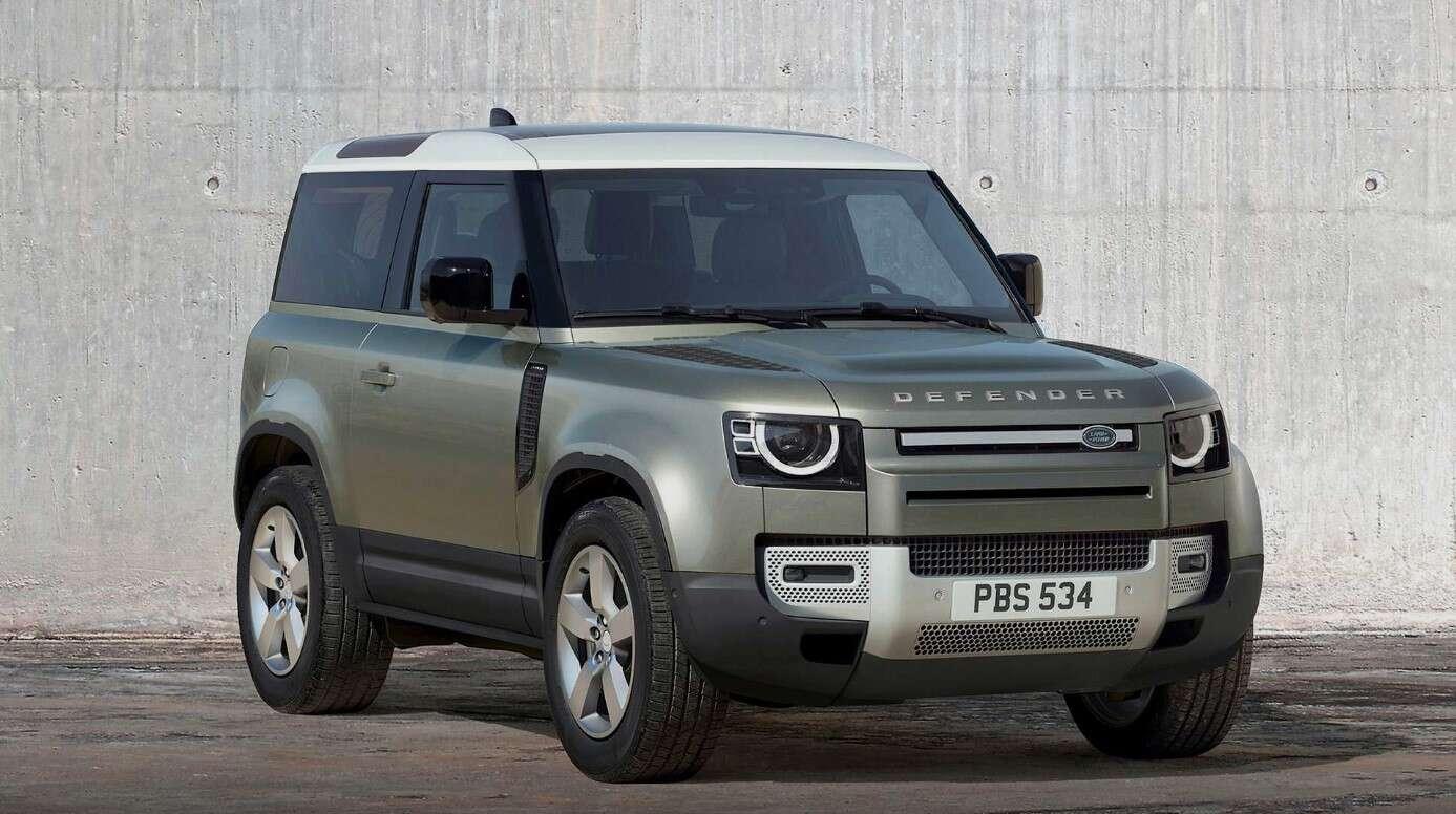 Land Rover Defender 90 2020, Land Rover Defender 90 First Edition, Land Rover Defender 2020, First Edition