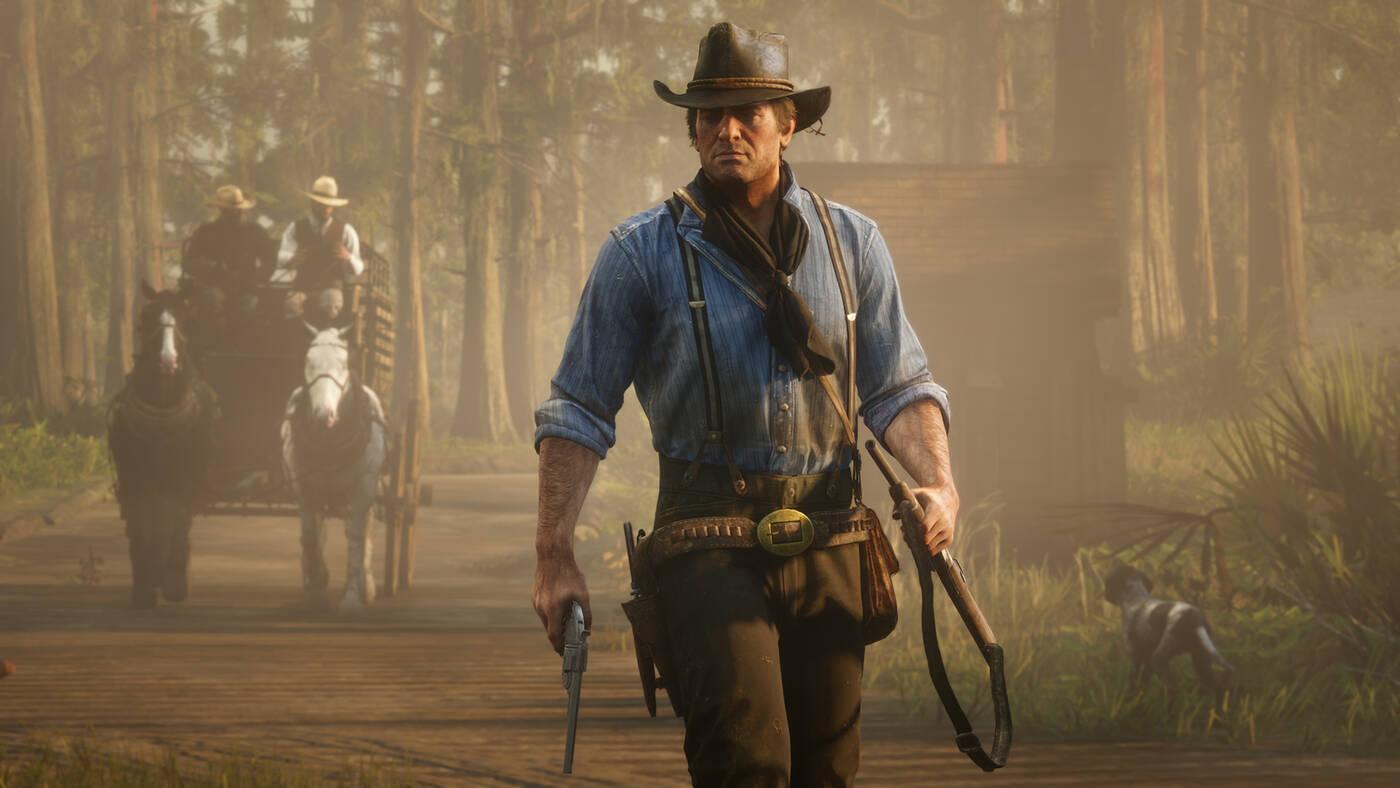 Red Dead Redemption 2 na słabym PC o specyfikacji lodówki