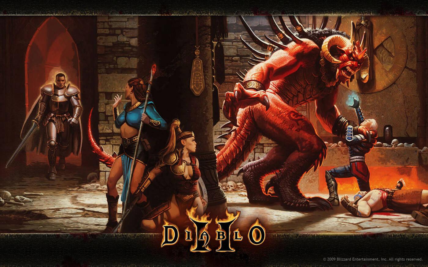 Remaster Diablo 2 nie powstanie, bo pliki są uszkodzone – don't you guys have backups?