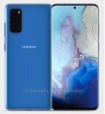 wygląd Galaxy S11E, design Galaxy S11E