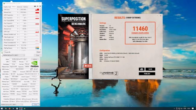 overclockerzy RTX 2080 TI SUPER, własny model RTX 2080 TI SUPER
