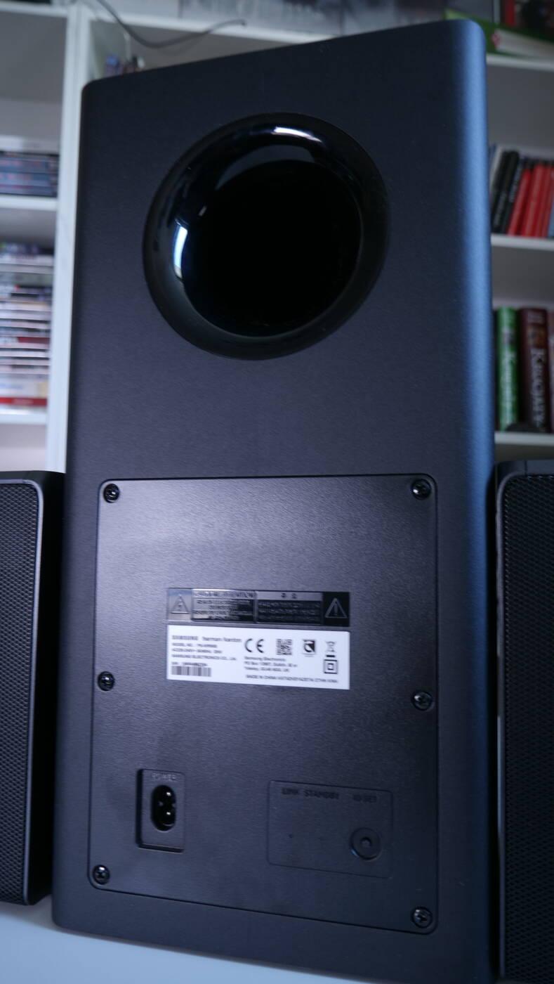 Samsung Soundbar Q90R - przeniosłem się do kina we własnym domu