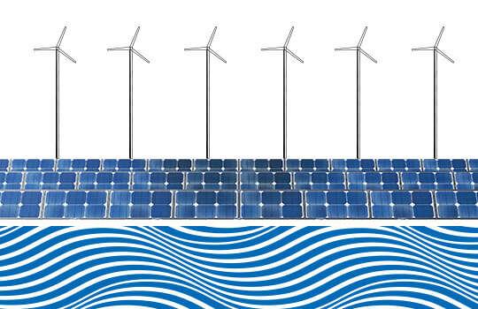 elektrownie słoneczne, elektrownie wiatrowe, wpływ elektrowni ekologicznych, elektrownie ekologiczne
