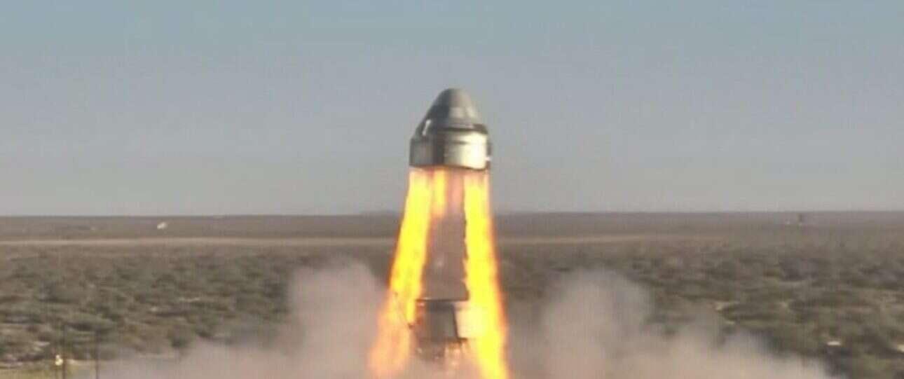 Spadochron w kosmicznej kapsule Starliner nie zadziałał z błahego powodu