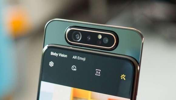 certyfikat Samsung Galaxy A91, specyfikacja Samsung Galaxy A91, parametry Samsung Galaxy A91