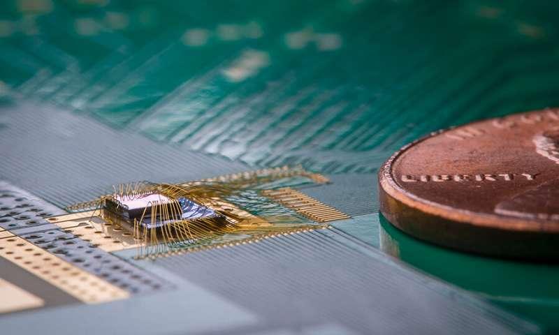 Internet Rzeczy, czujnik dla urządzeń IoT, czujnik do IoT, czujnik energooszczędny