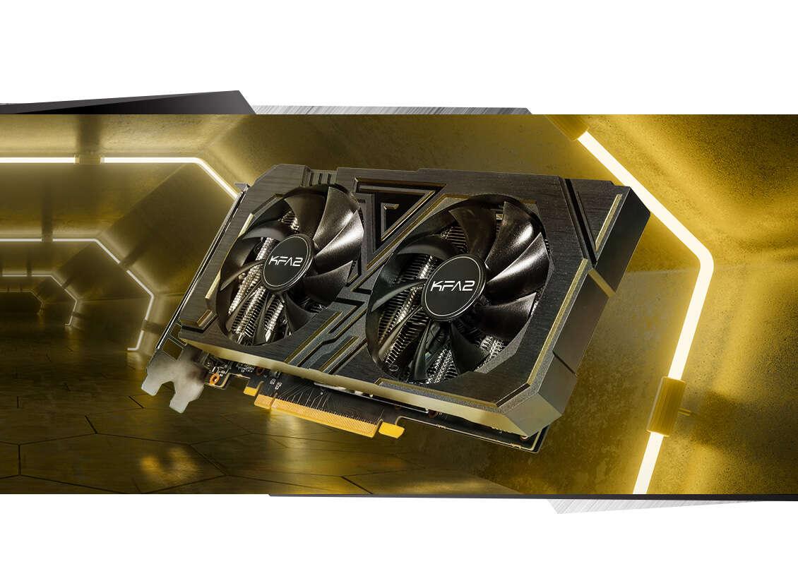 Test KFA2 GeForce GTX 1660 SUPER EX (1-Click OC)