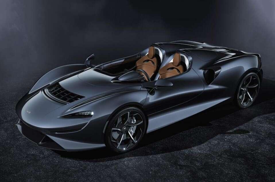 McLaren Elva, McLaren Ultimate Series, model Elva, Ultimate Series Elva
