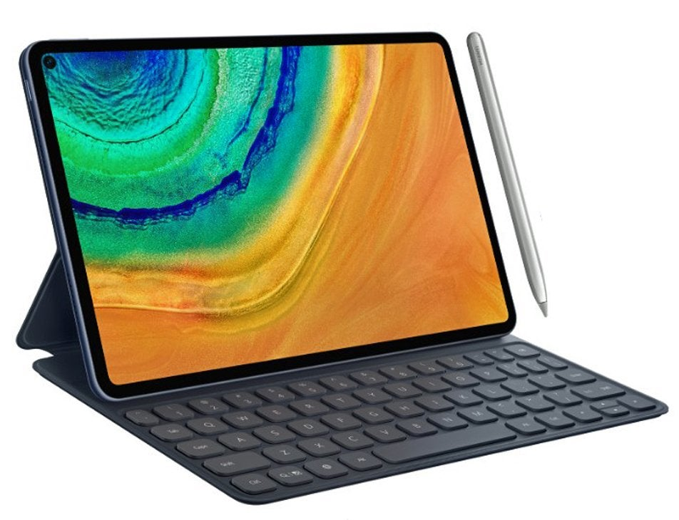 rysik MatePad Pro, wygląd MatePad Pro, stylus MatePad Pro