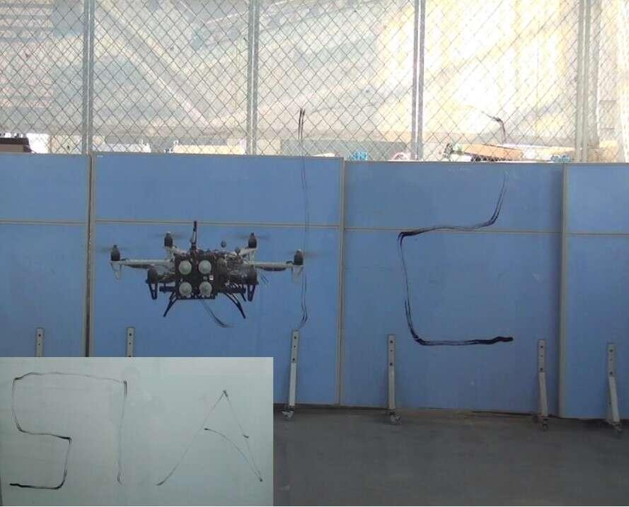 dron z czujnikiem ciśnienia, dron inspekcyjny, dron ciśnieniowy,