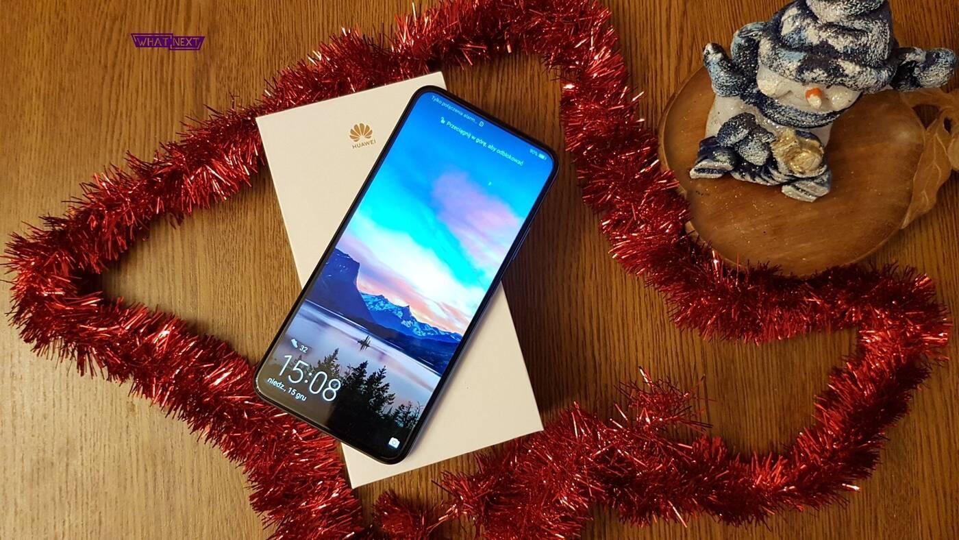 Test Huawei P smart Pro – telefon idealny na prezent?