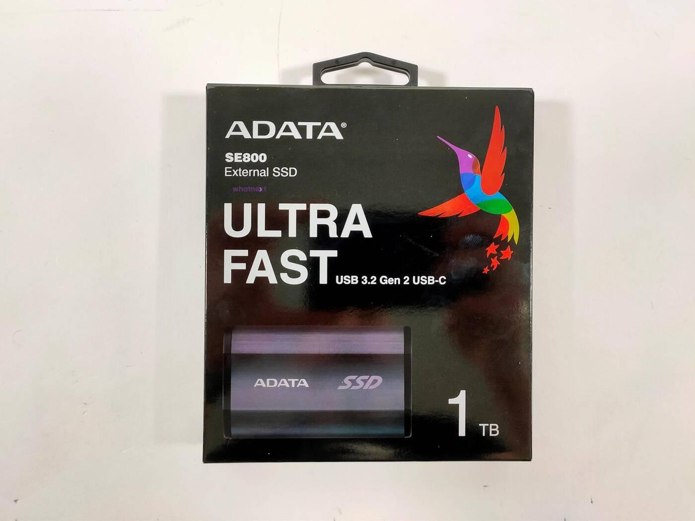 test ADATA SE800 1 TB, recenzja ADATA SE800 1 TB, review ADATA SE800 1 TB, opinia ADATA SE800 1 TB, wydajność ADATA SE800 1 TB