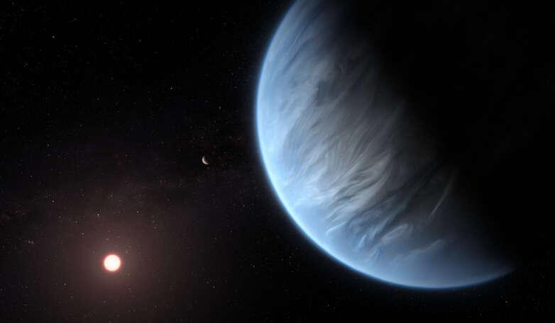 Jak wiele wody znajduje się na egzoplanetach?