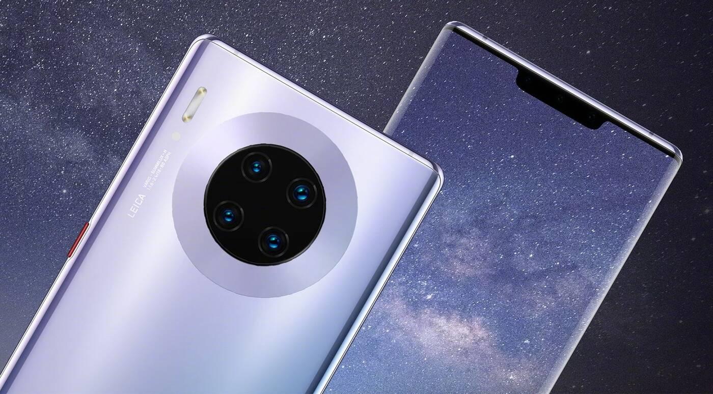Huawei Mate 30 Pro w sklepach