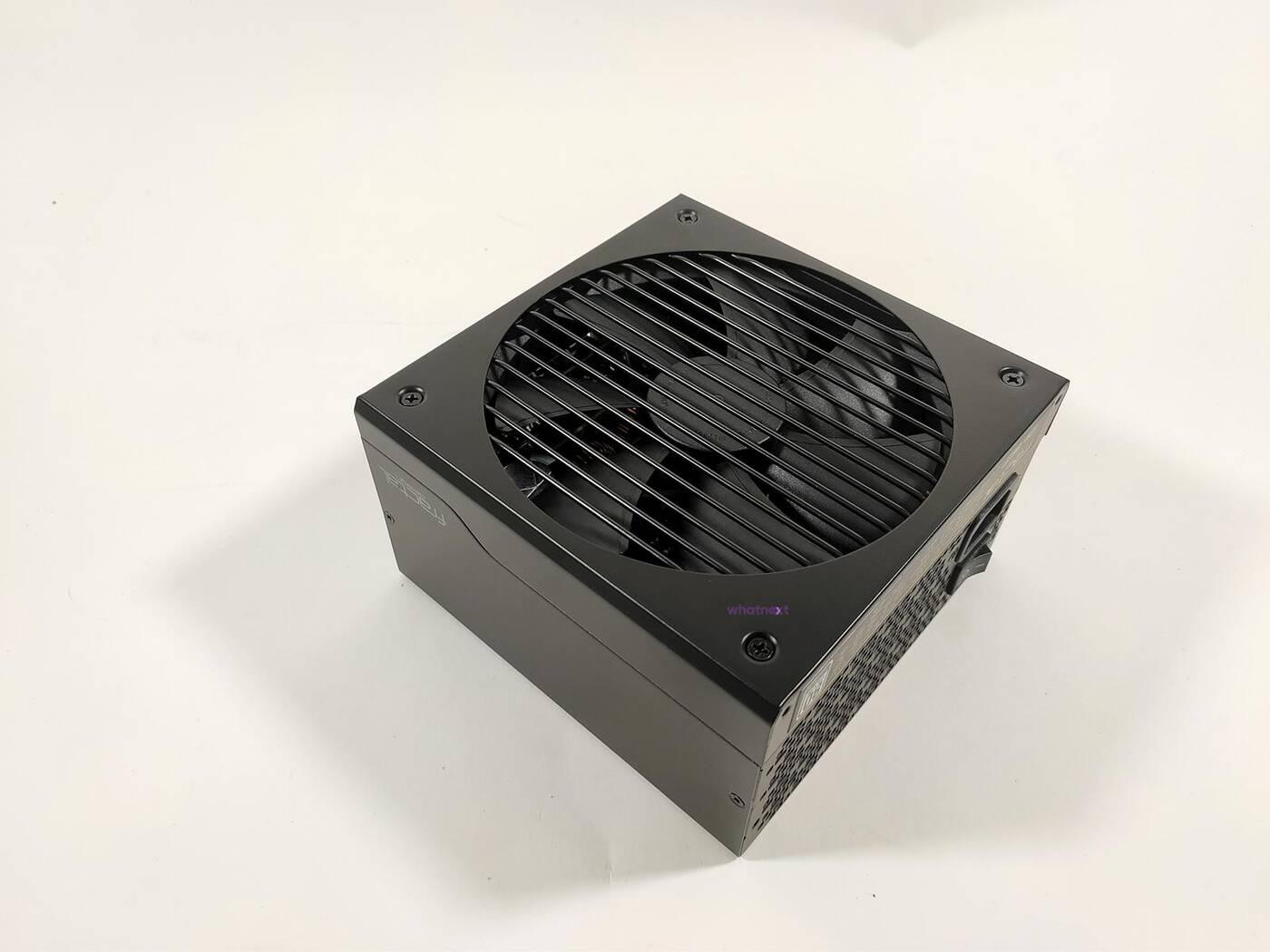 test Fractal Design Ion+ 860P, recenzja Fractal Design Ion+ 860P, review Fractal Design Ion+ 860P, zasilacz Fractal Design Ion+ 860P