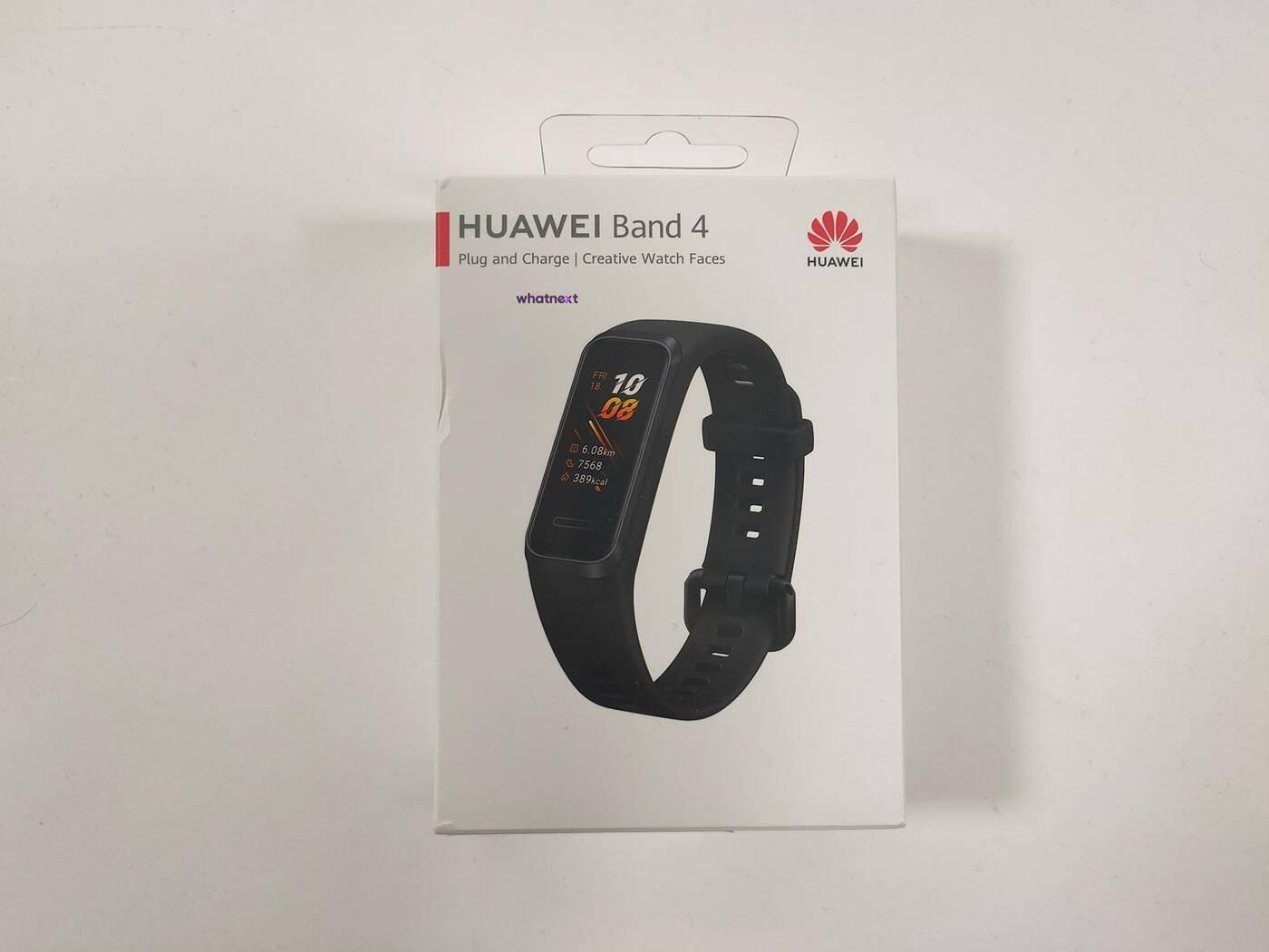 test Huawei Band 4, recenzja Huawei Band 4, review Huawei Band 4, opinia Huawei Band 4, cena Huawei Band 4