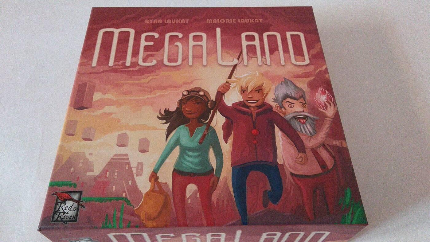 Megaland pudło