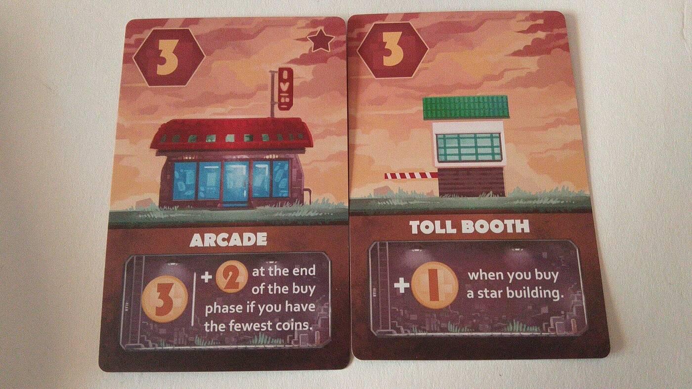 Megaland karty