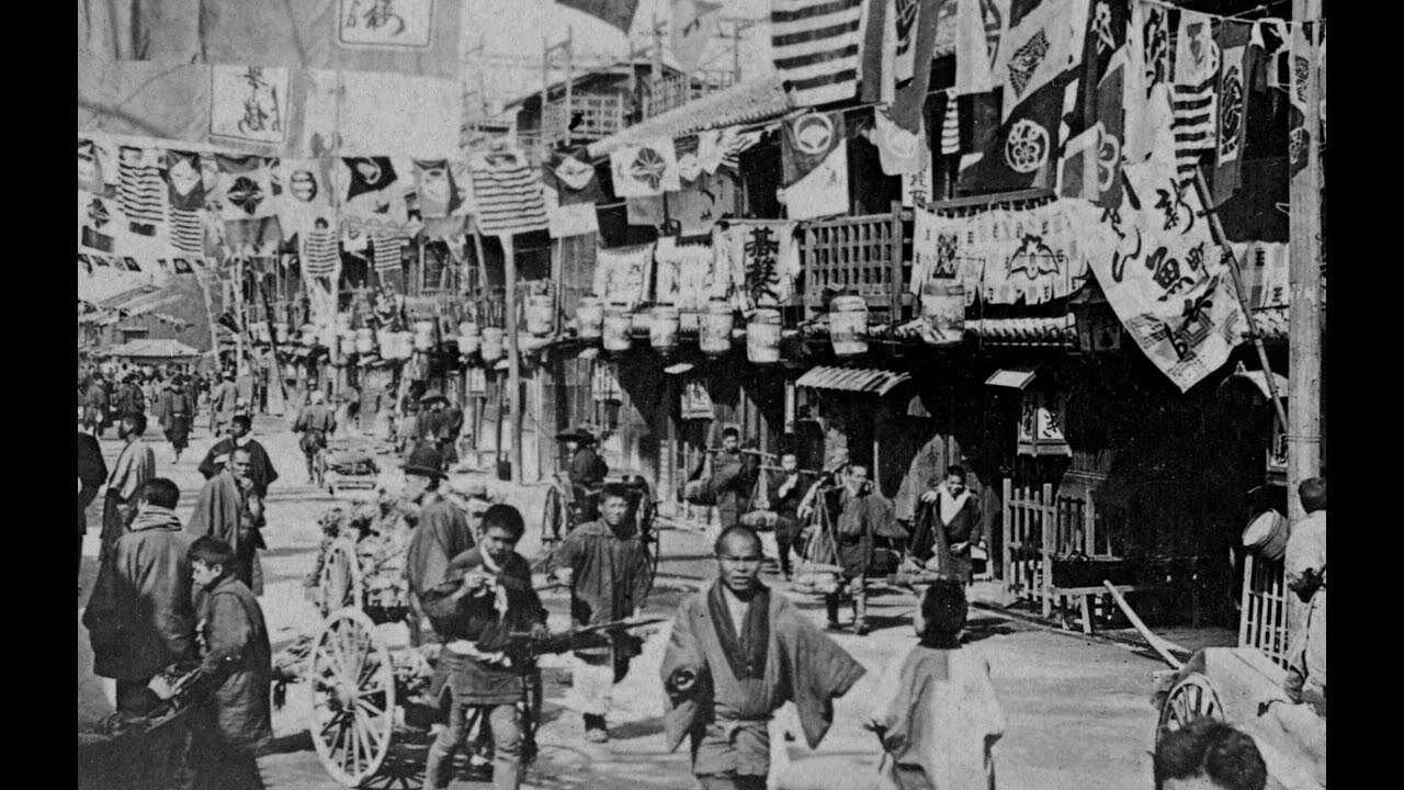 Osaka 1890