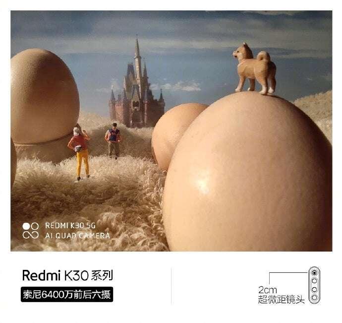 zdjęcia Redmi K30, fotki Redmi K30, próbki zdjęć Redmi K30