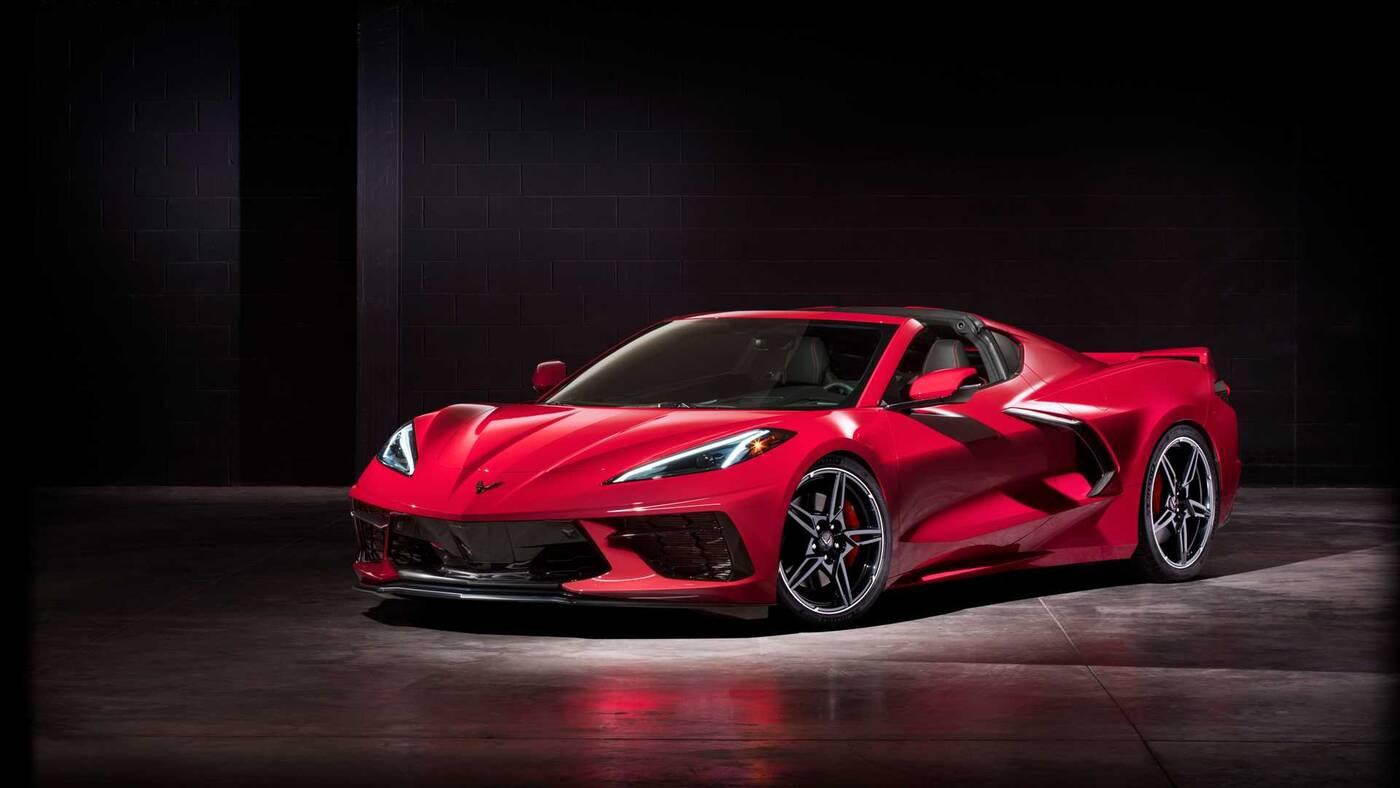 nowa Corvette, Corvette C8, Corvette na Nurburgring, Corvette Nurburgring