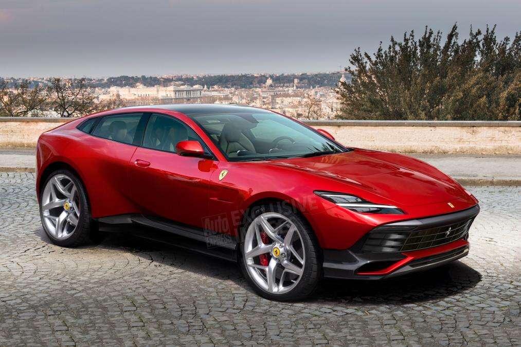 Hybrydowy SUV Ferrari Purosangue wielkim wyzwaniem dla marki