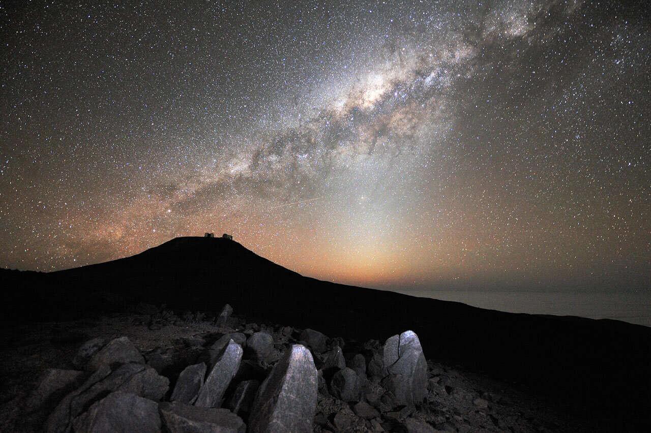 Największa kolizja w historii Drogi Mlecznej. Wiemy, kiedy miała miejsce