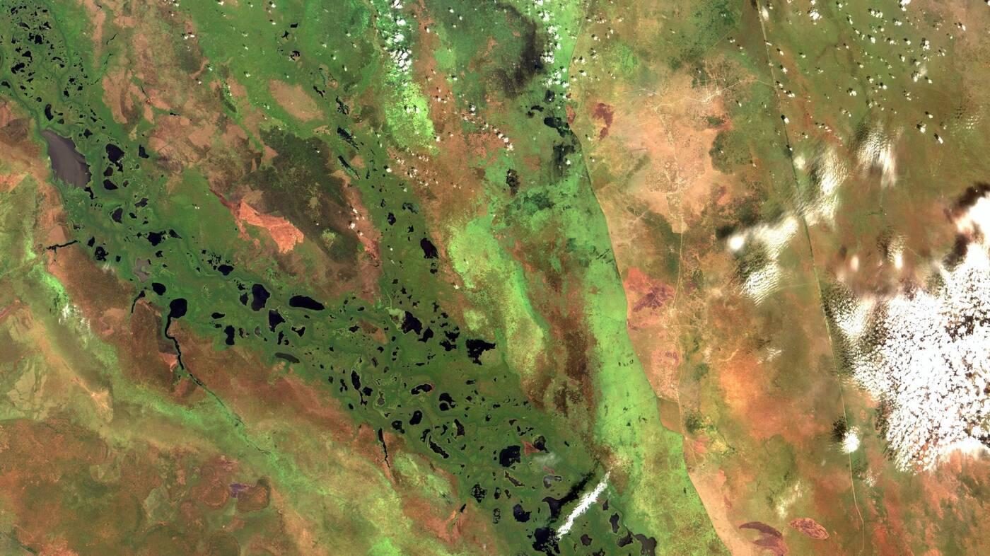 Wiadomo, jaką część metanu emituje Afryka