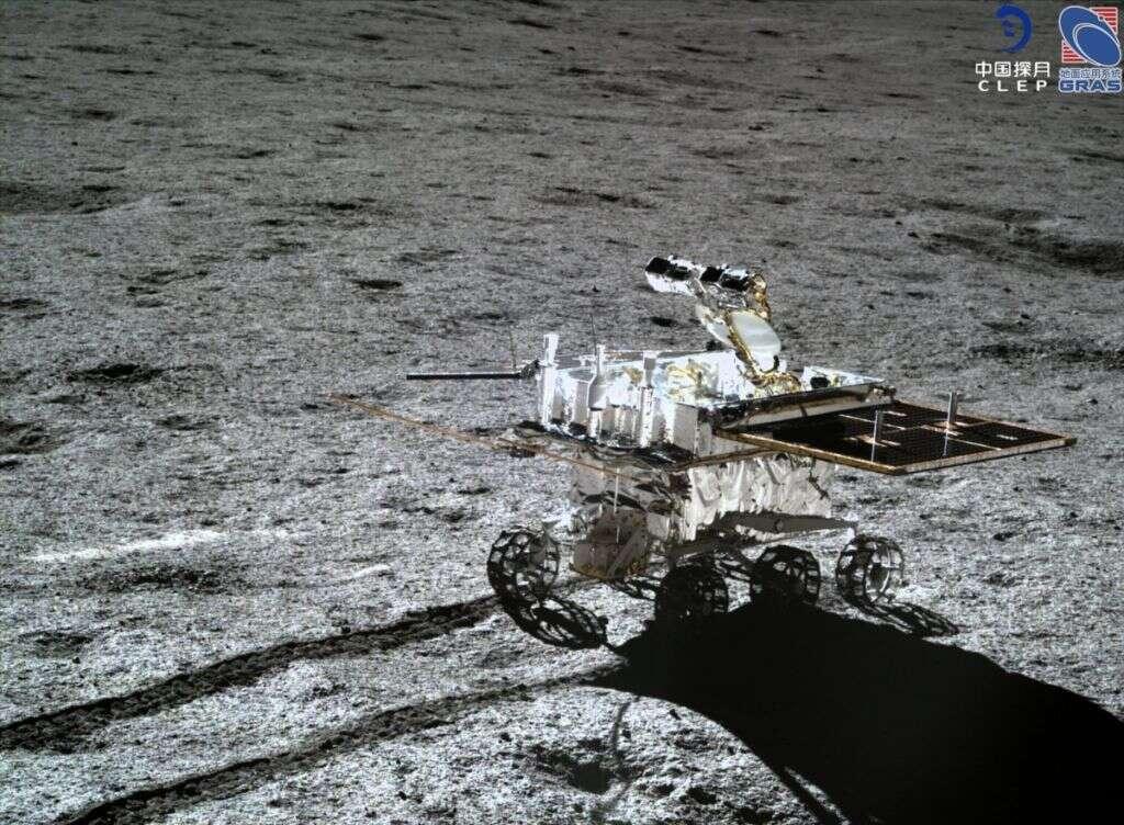 Chiński łazik księżycowy zapisał się w historii