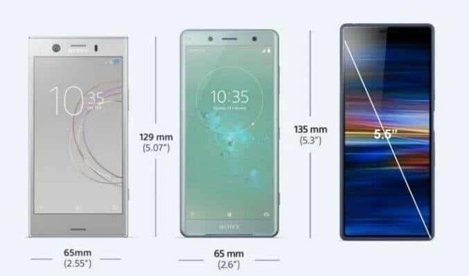 smartfon Xperia Compact, sony Xperia Compact, specyfikacja Xperia Compact