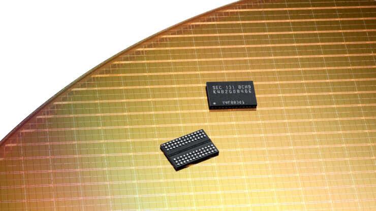 telefony LPDDR5, pamięci LPDDR5