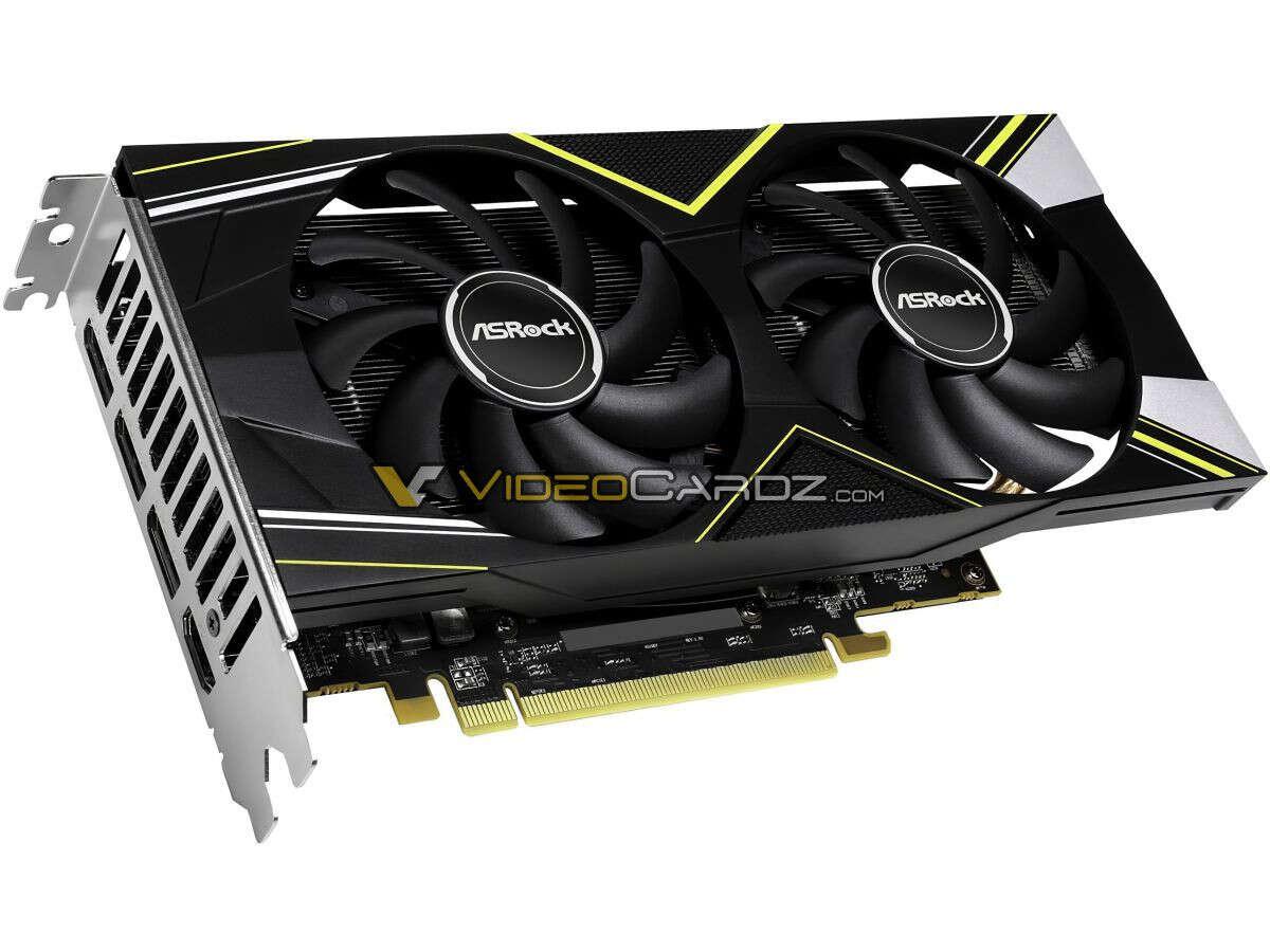 Radeon RX 5500 XT, zdjęcia Radeon RX 5500 XT