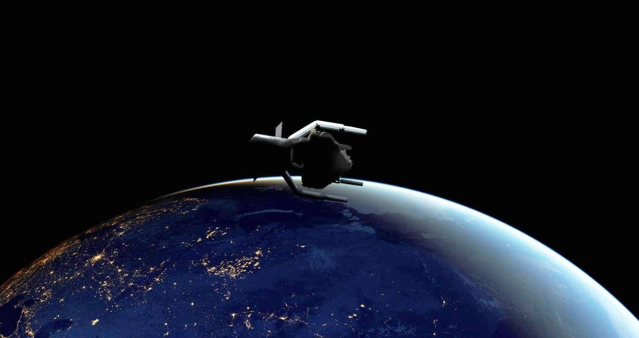 Kosmiczne kolizje to coraz większy problem, ale pojawiło się rozwiązanie
