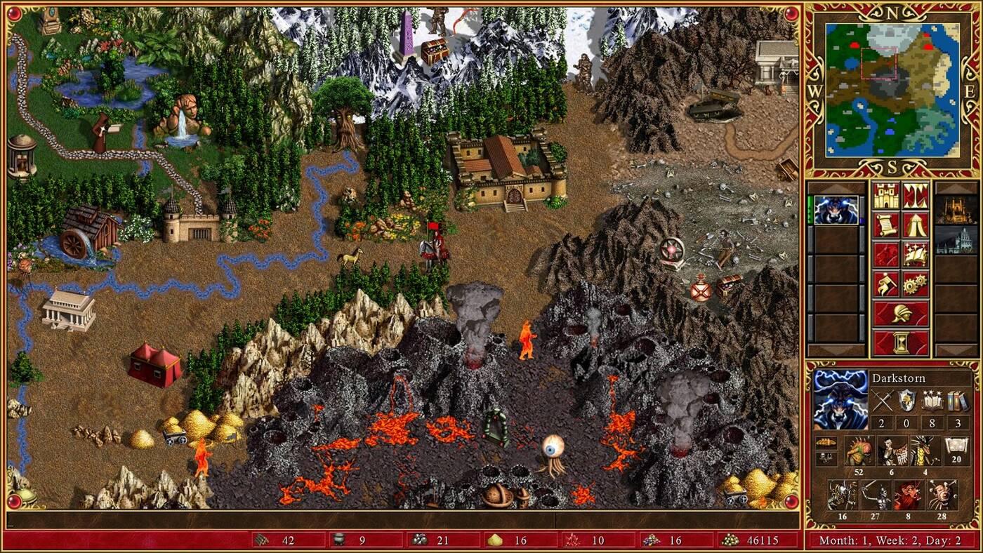 8-bitowa muzyka z Heroes 3 sprawi, że zaraz pobierzecie grę