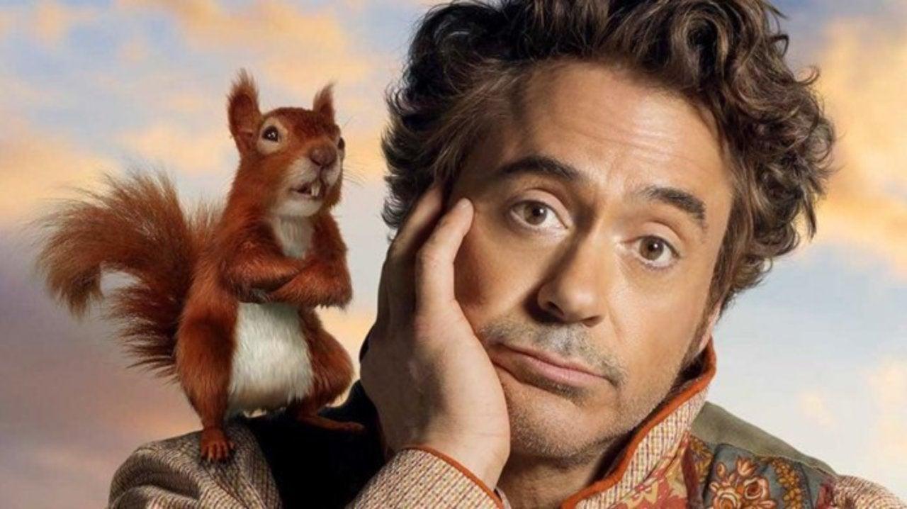 Najnowszy zwiastun filmu Doktor Dolittle. Robert Downey Jr. zmierzy się z lochami i smokami