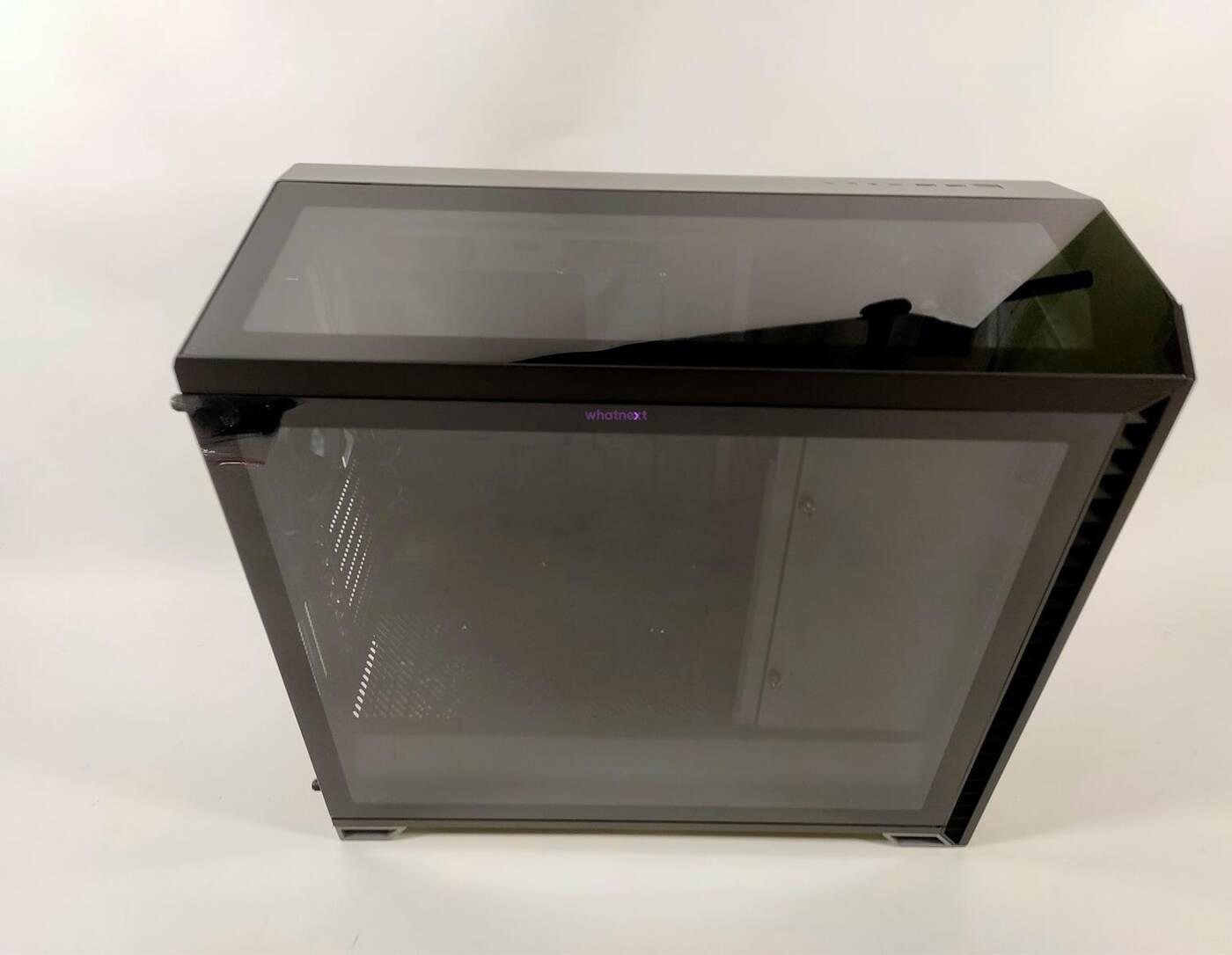 test Fractal Design Vector RS Tempered Glass, recenzja Fractal Design Vector RS Tempered Glass ,review Fractal Design Vector RS Tempered Glass