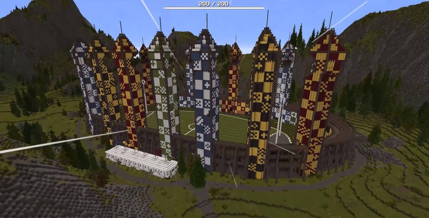 minecraft, mapa do minecrafta, mod minecraft, harry potter, harry potter minceraft