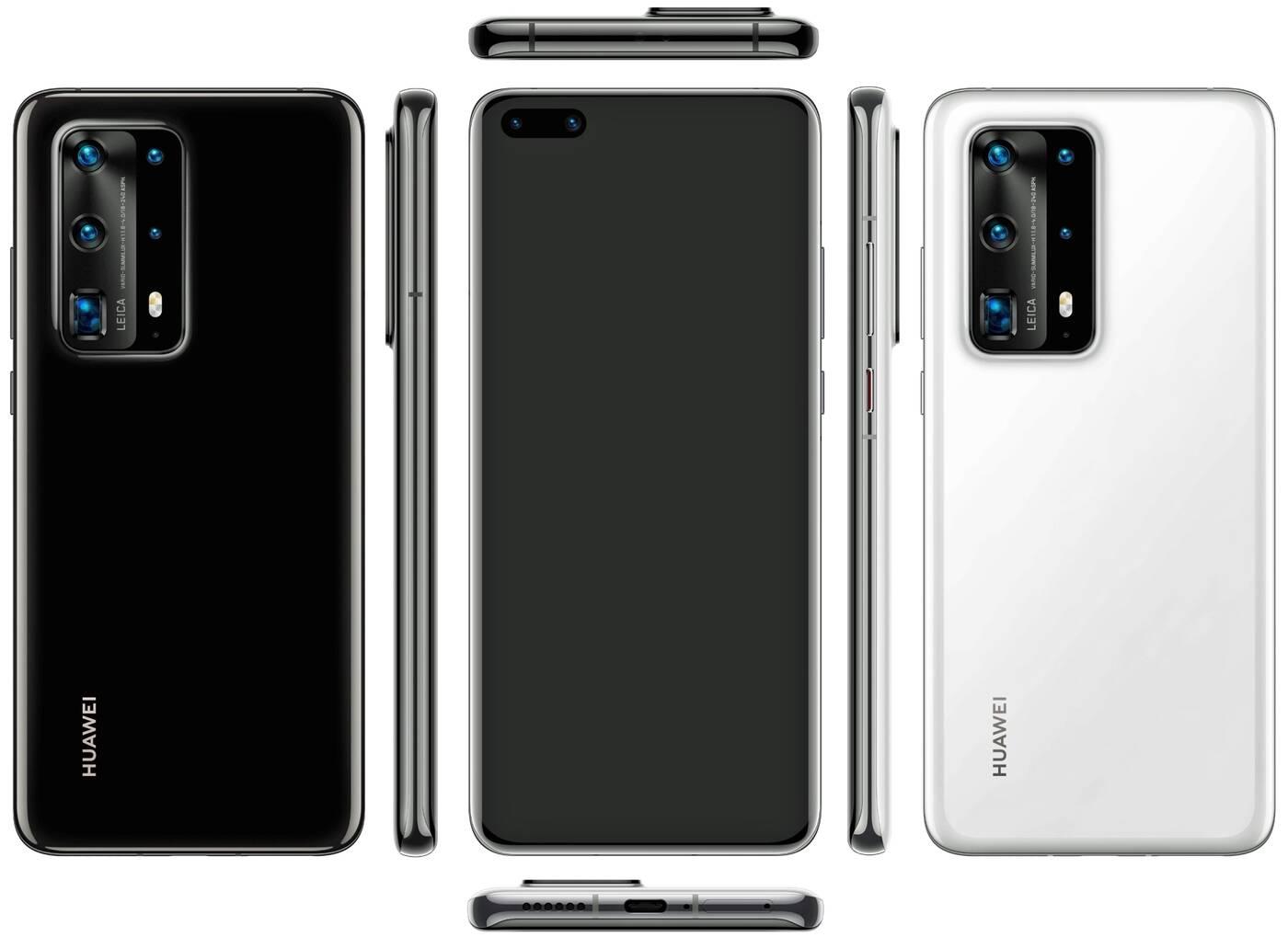 Huawei P40 Pro zdjęcia hi res
