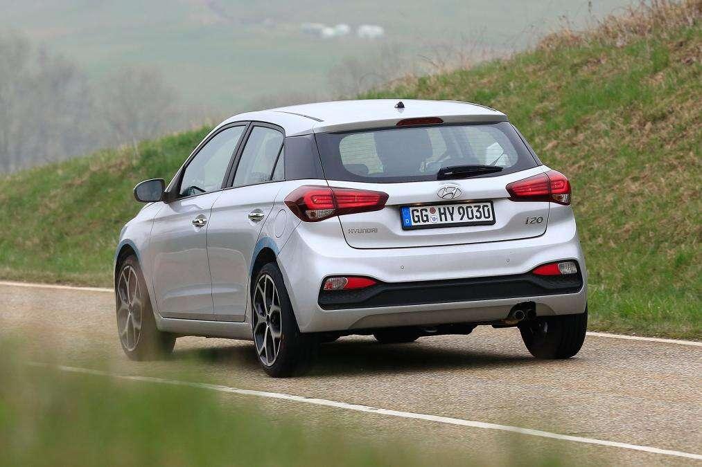i20 N, Hyundai i20 N, hot hatch Hyundaia, testy i20 N