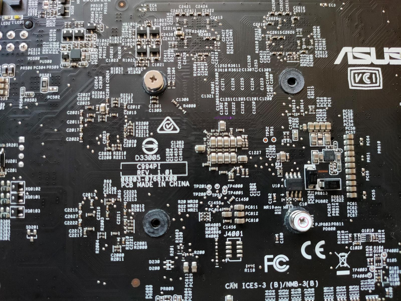 zmiana pasty ASUS ROG Strix RX 460, pasta termoprzewodząca ASUS ROG Strix RX 460, zmiana pasty karta graficzna