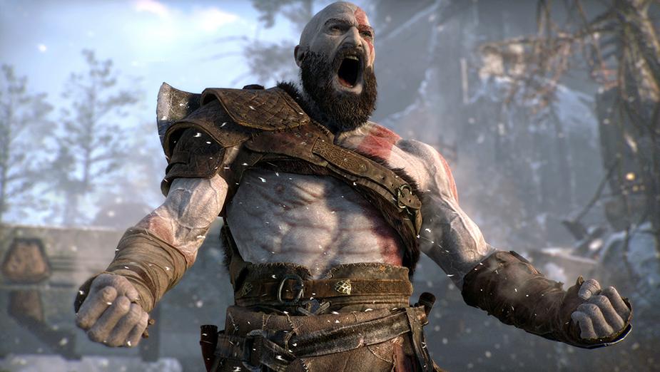 God of War - nazywany przez wielu grą roku